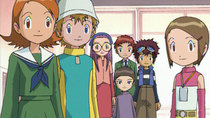 Digimon Adventure 02 - Episode 2 - Digigate Opens