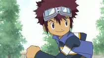 Digimon Adventure 02 - Episode 1 - The One Who Inherits Courage