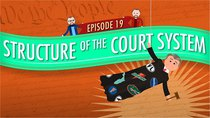 Crash Course U.S. Government and Politics - Episode 19 - Structure of the Court System