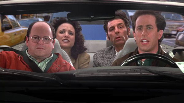 how to watch seinfeld episodes online
