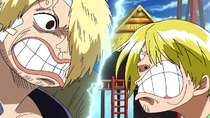 One Piece - Episode 389 - Unleash the Sunny's Super Secret Weapon, the Gaon Cannon!