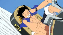 One Piece - Episode 388 - Tragedy! The Truth Hidden Behind Duval's Mask!