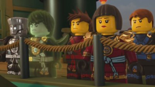 Lego ninjago masters of spinjitzu season 5 episode 10 - Ninjago episode 5 ...