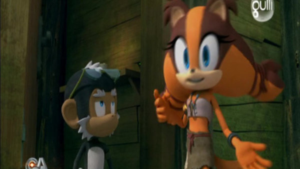 Sonic Boom Season 1 Episode 29