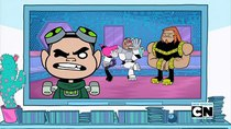 Teen Titans Go! - Episode 45 - Operation Tin Man