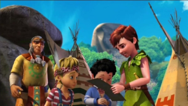 The New Adventures Of Peter Pan Season 1 Episode 18