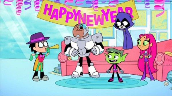 Teen Titans Go Season 2 Episode 51-9911