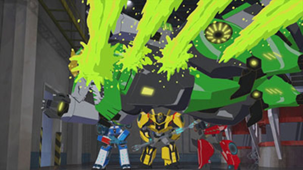transformers robots in disguise episode 1