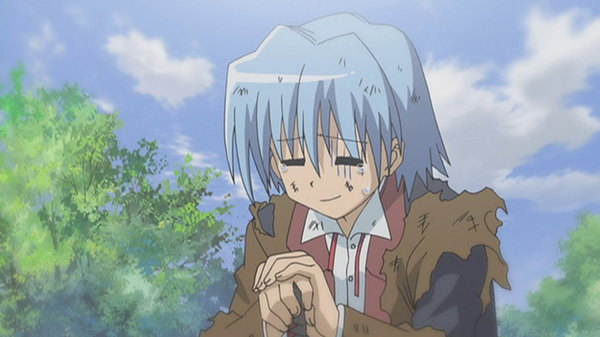 Hayate no Gotoku! - Ep. 6 - You Said You Can See Time, But That's Probably Your Life Flashing By