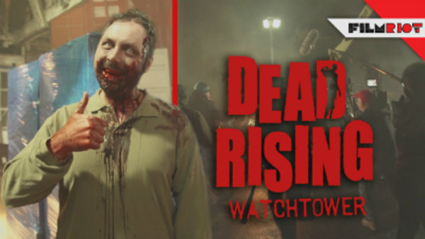 Film Riot - S01E504 - On the Dead Rising: Watchtower Set!