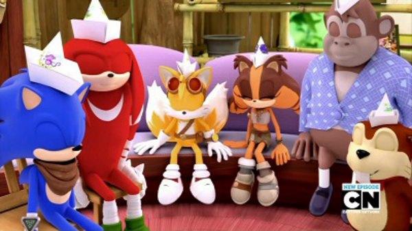 Sonic Boom Season 2 Episode 20 – Fondos de Pantalla