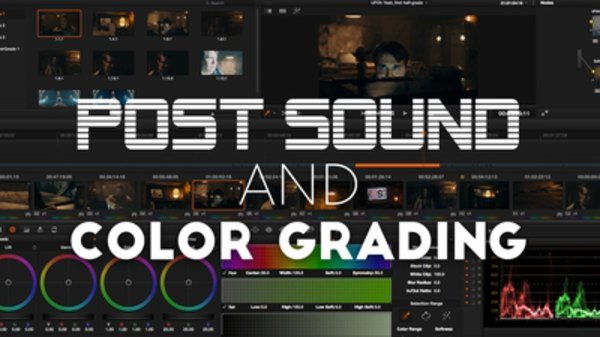 Film Riot - S01E515 - FRES | Post Sound and Color Grading!