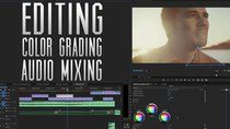 Film Riot - Episode 527 - FRES | Editing, Sound Mixing & Color Grading