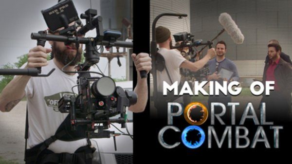 Film Riot - S01E537 - Making of Portal Combat (1)
