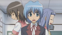 Hayate no Gotoku! - Episode 23 - I'm Not a Kid, Genius Teacher is Here