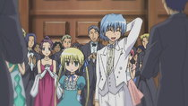 Hayate no Gotoku! - Episode 14 - Wait a Moment! I Have to Go to the Party. Make It Fast