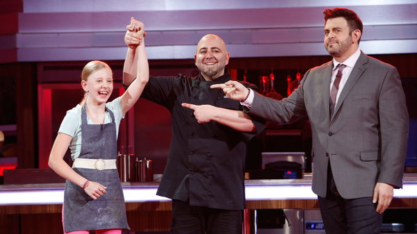 Kitchen Whiz Episode