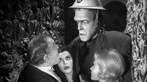 The Munsters - Episode 18 - If a Martian Answers, Hang Up