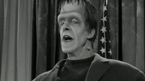 The Munsters - Episode 21 - Don't Bank on Herman