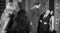 The Munsters - Episode 32 - A Visit From the Teacher