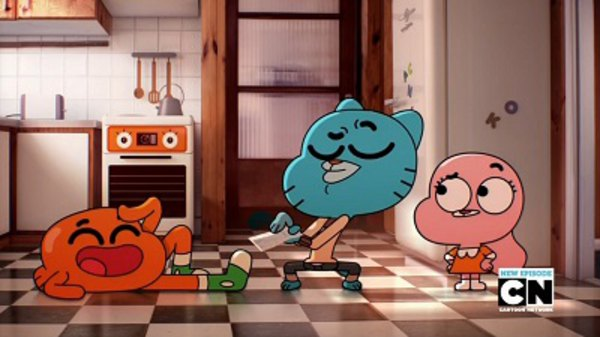 The Amazing World of Gumball Season 4 Episode 6