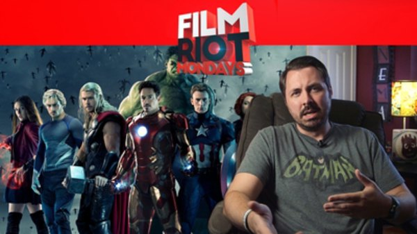Film Riot - S01E555 - Mondays: Will Superhero Movies Die Out & Finding the Right Pacing