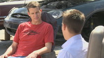 Tosh.0 - Episode 24 - Reporter Who Can't Break Glass