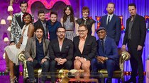 Alan Carr: Chatty Man - Episode 13 - Mark Ronson, Jeremy Piven, Adrian Grenier, Kevin Connolly, Kevin...
