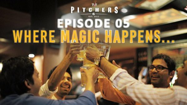TVF Pitchers - S01E05 - Where Magic Happens