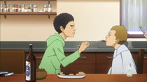 Uchuu Kyoudai - Episode 75 - My Hands