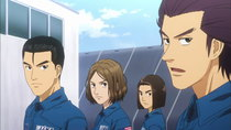 Uchuu Kyoudai - Episode 65 - Wheelchair Pilot