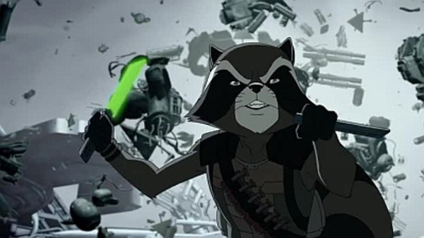 Marvel s guardians of the galaxy season episode
