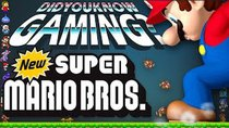 Did You Know Gaming? - Episode 127 - New Super Mario Bros.