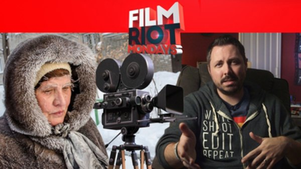 Film Riot - S01E570 - Mondays: Shooting in the Cold & Directing Defensive Actors