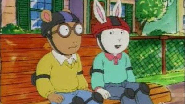 Arthur Season 2 Episode 6
