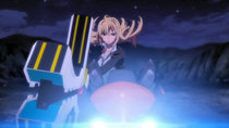 Valkyrie Drive: Mermaid - Episode 11 - Soldier Arm