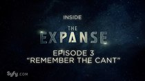The Expanse - Episode 3 - Inside The Expanse: Episode 3