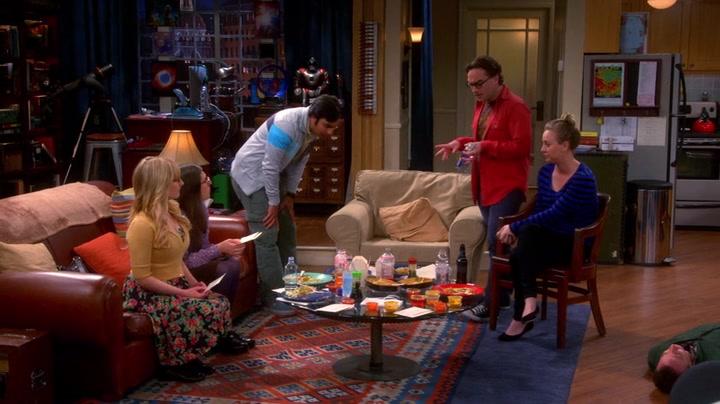 the big bang theory season 7 episode 15 acg