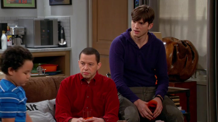 Two and a half men gay episode