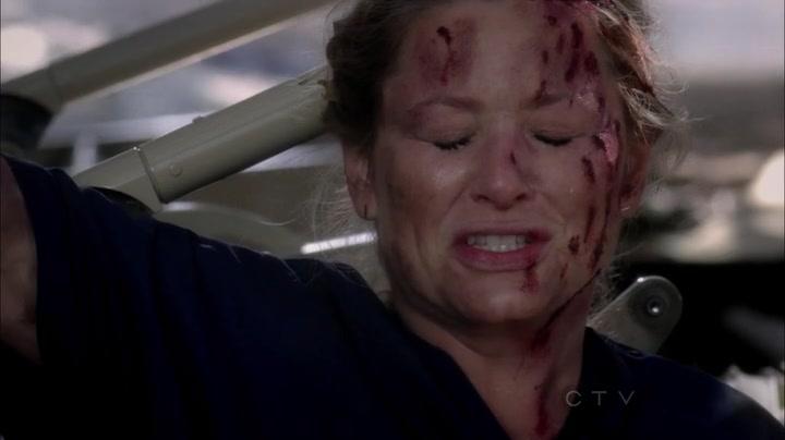 Screencaps of Grey's Anatomy Season 8 Episode 24