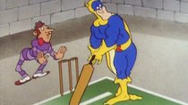 Bananaman - Episode 8 - Battle of the Century