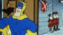 Bananaman - Episode 14 - The Crown Jewel Caper