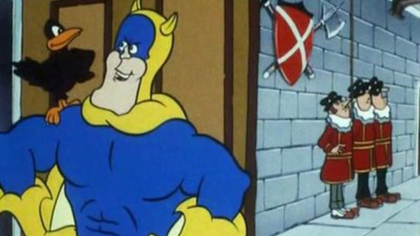 Bananaman - S03E14 - The Crown Jewel Caper