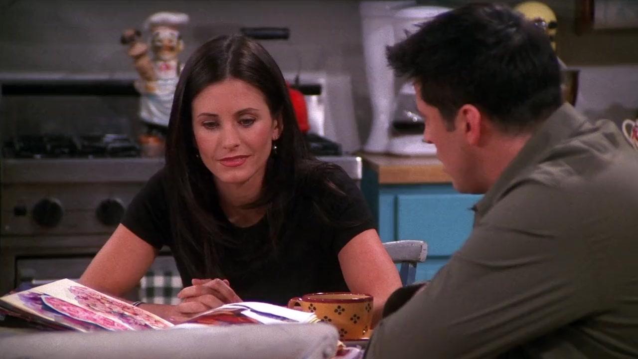 Screencaps of Friends Season 7 Episode 19