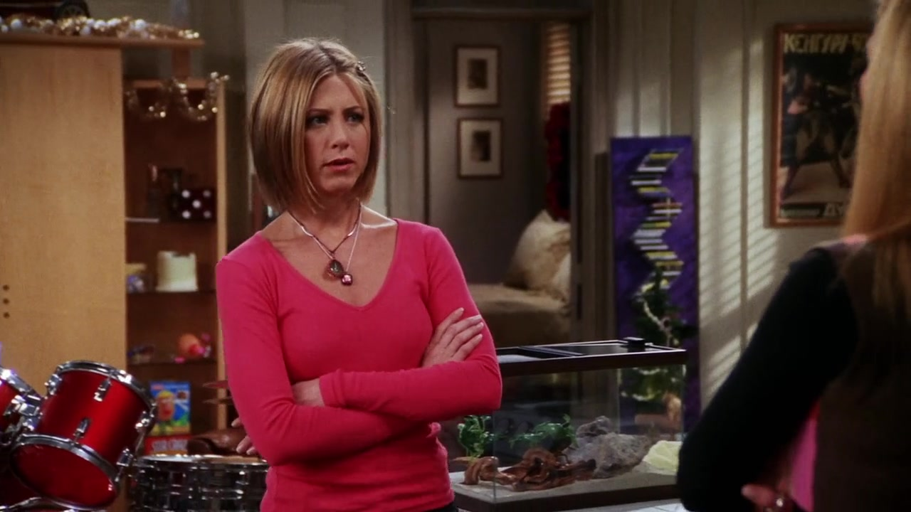Screencaps of Friends Season 7 Episode 10