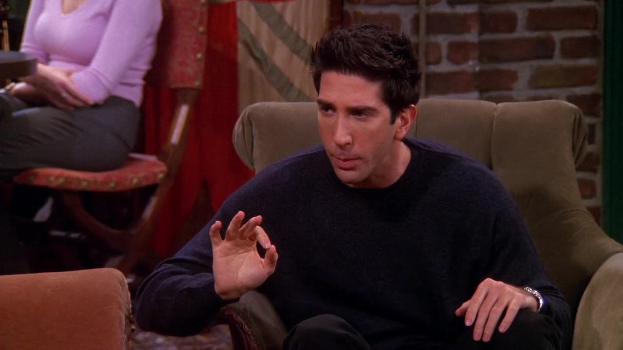 Screencaps of Friends Season 6 Episode 17