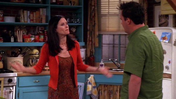 Friends Season 6 Episode 3