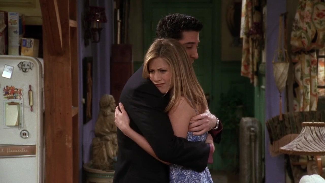 Screencaps of Friends Season 4 Episode 20