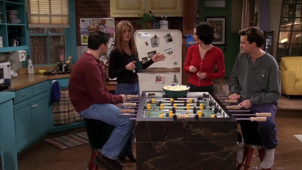 friends season 2 episode 17 cucirca