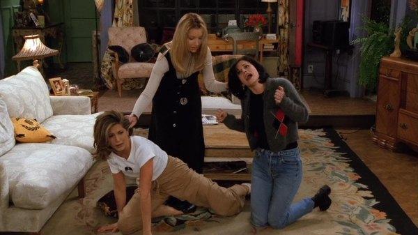 Friends Season 2 Episode 13